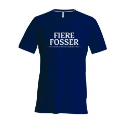 T-Shirt KM Fiere Fosser - kids 10-12
