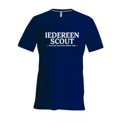 T-Shirt KM Iedereen Scout - kids 10-12