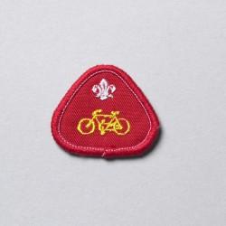 Welp fietser