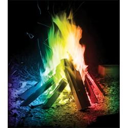 Mystical Fire - Gekleurd kampvuur