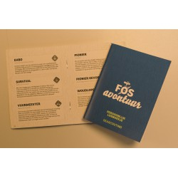 Persoonlijk logboekje - Zeescouts