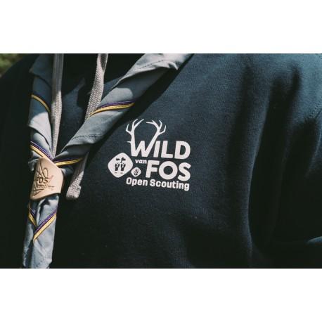 Sweater Wild van FOS Open Scouting 10-12 jaar