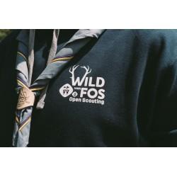 Sweater Wild van FOS Open Scouting 12-14 jaar