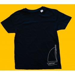T-Shirt Ervaar je mee? - S