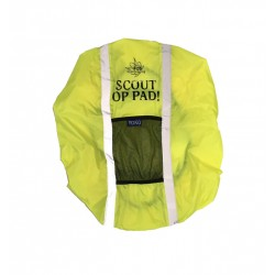 Fluo rugzakcover
